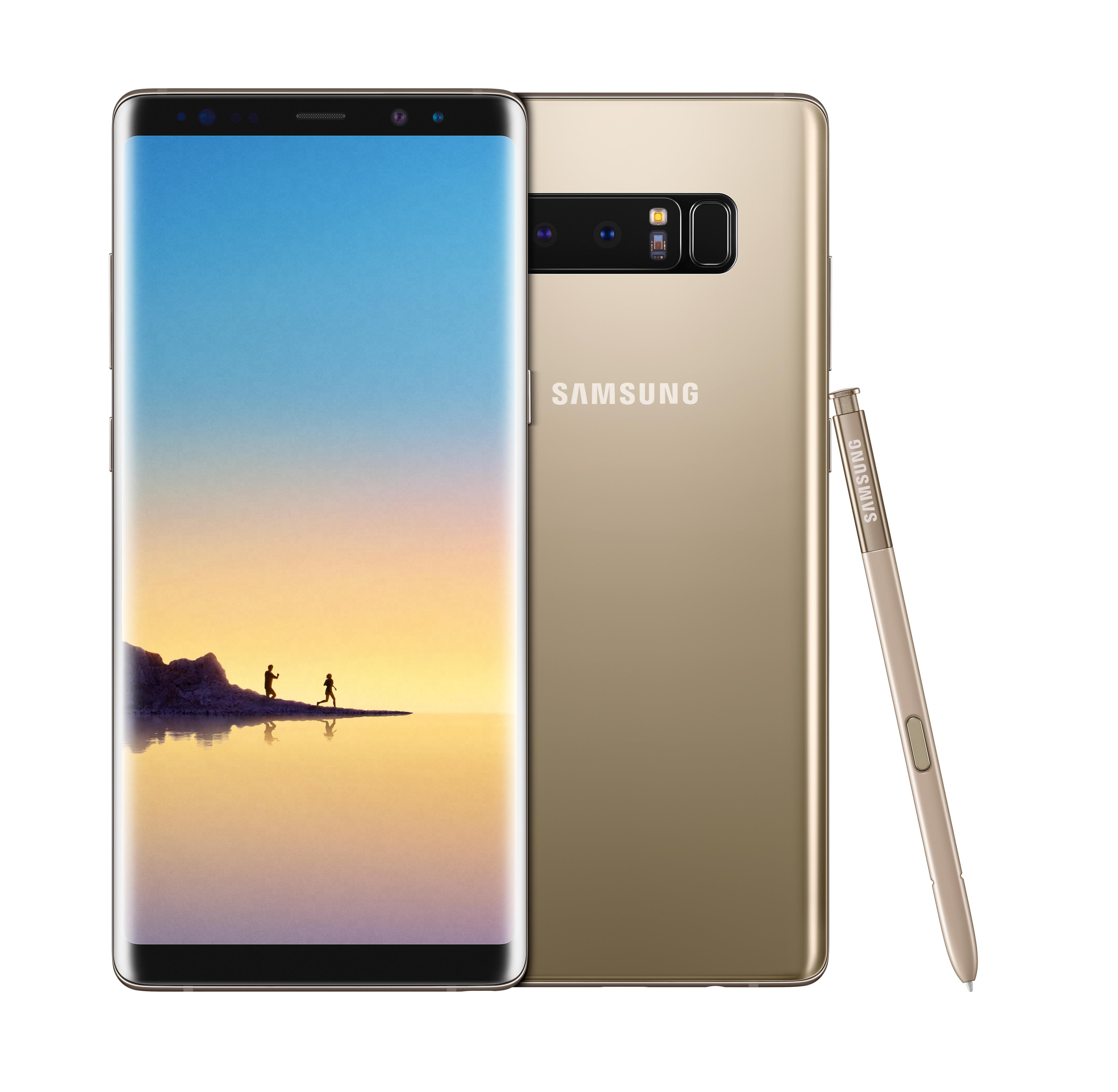 Samsung Galaxy Note 8 Lader til ekstra strøm Bestill i dag