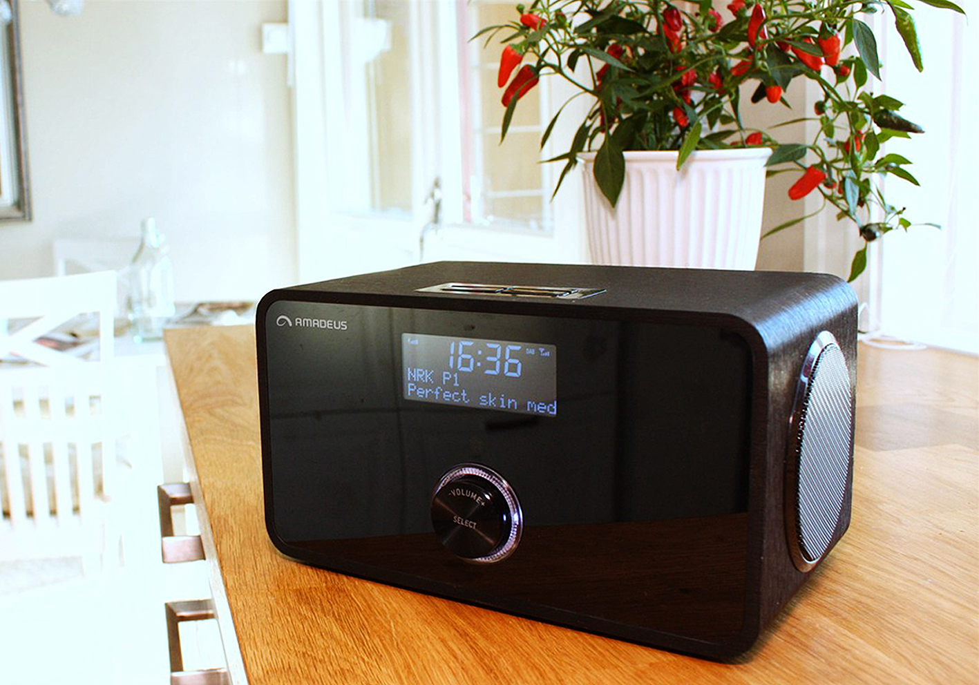 Amadeus DAB-radio best i test