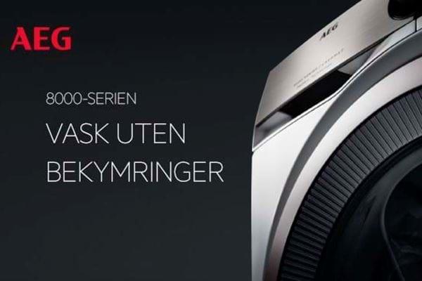 1f4ae4641 Kjøp vaskemaskin: Perfekt vaskeresultat, miljøvennlig i drift. Hos ...