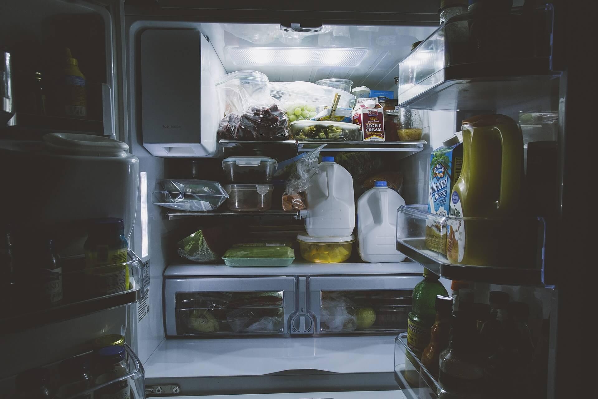 best i test kjøleskap