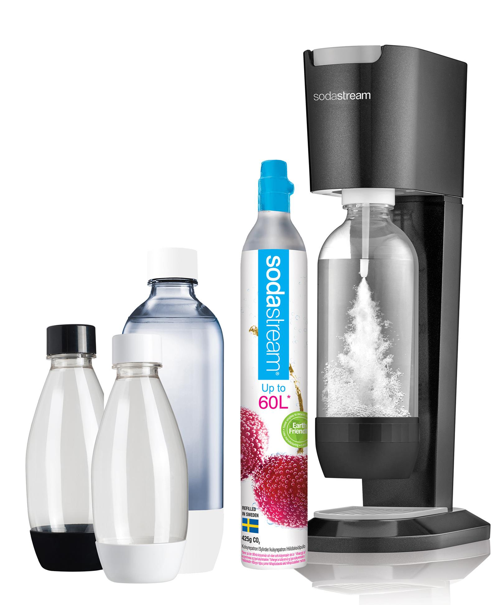 sodastream best i test. Black Bedroom Furniture Sets. Home Design Ideas